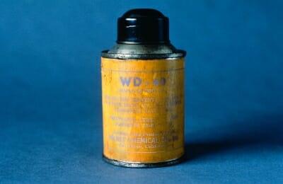 Original WD-40 Can