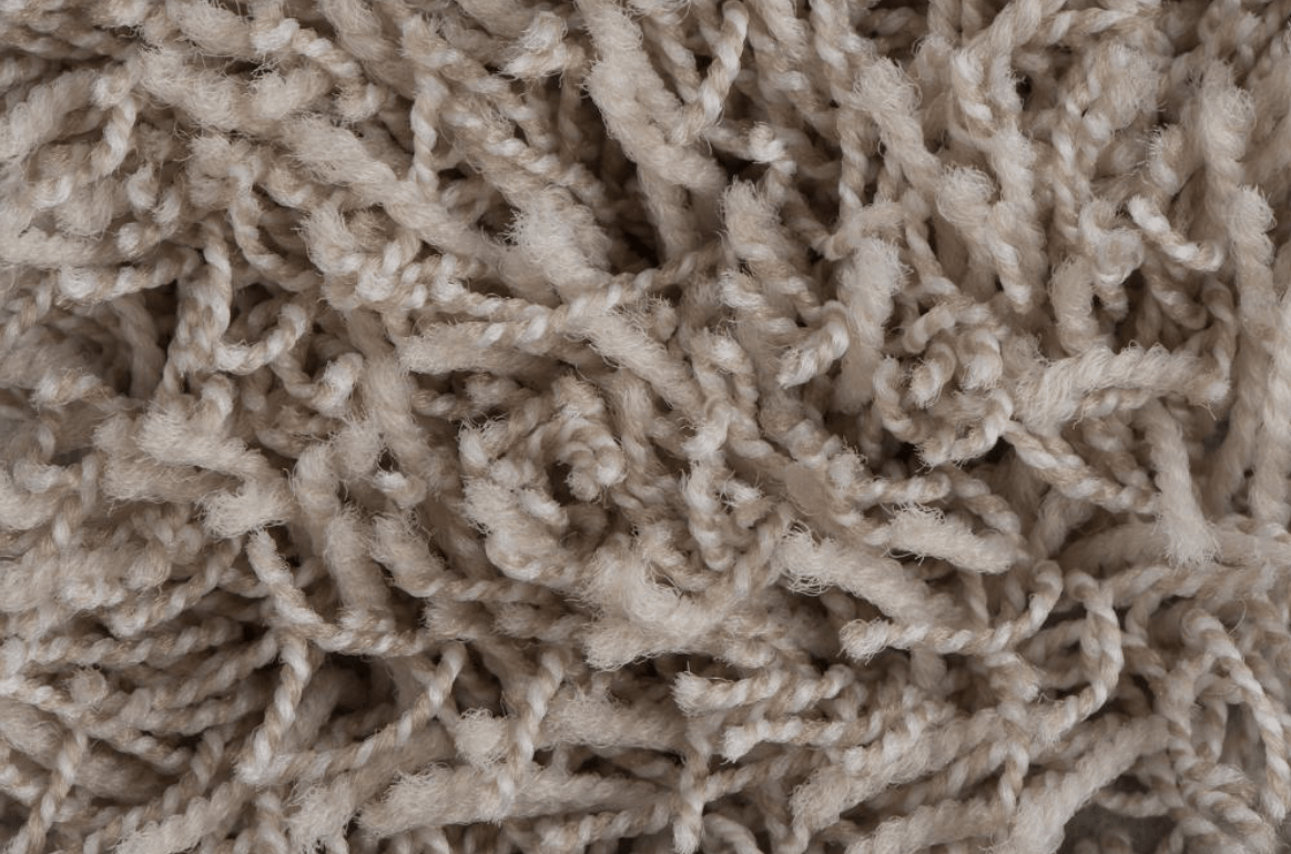 koberec v detailu