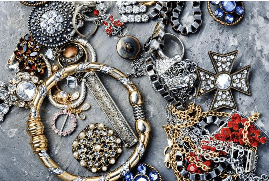 Šperky v detailu