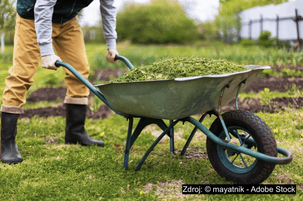 Údržba zahradního kolečka: Návod, jak na to