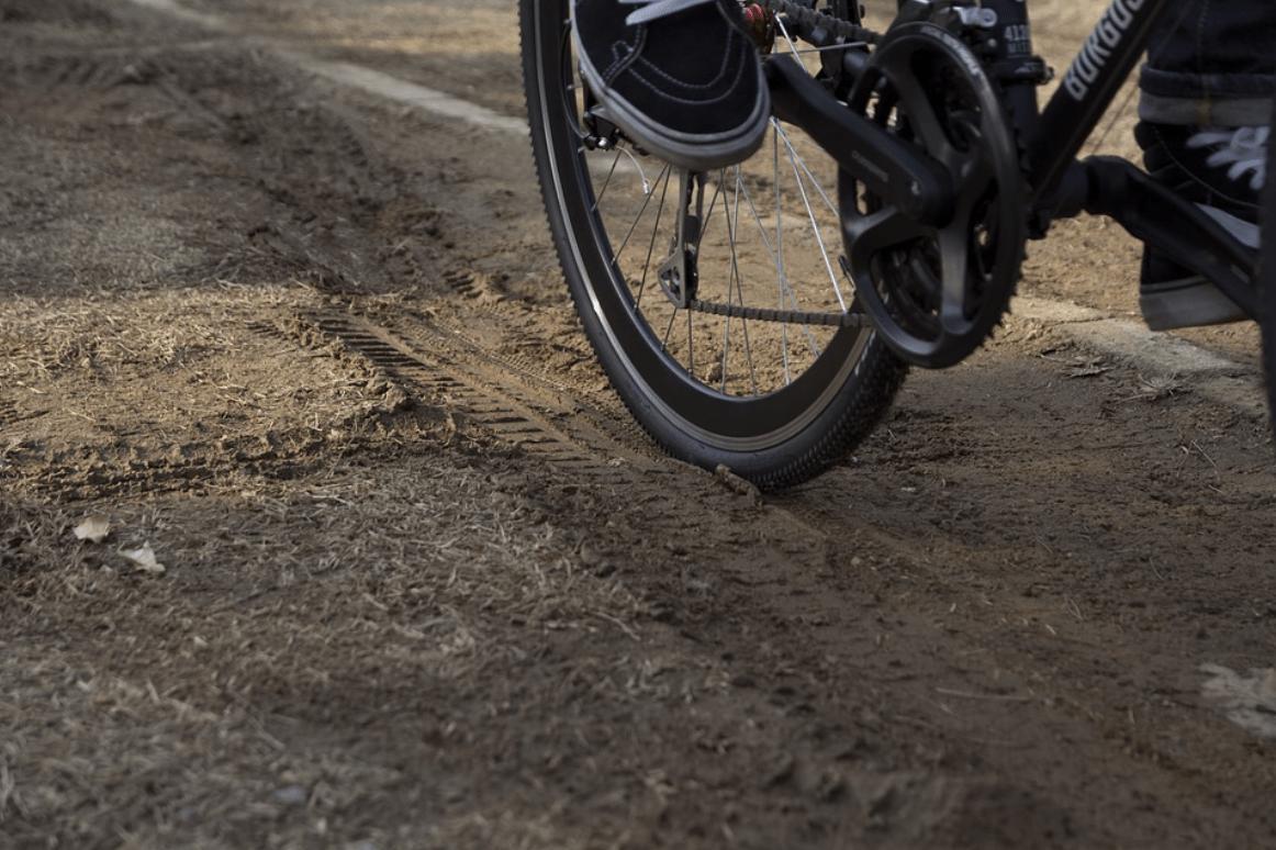 Vaše horské kolo lze snadno přeměnit na trekingové nebo-li hybridní kolo