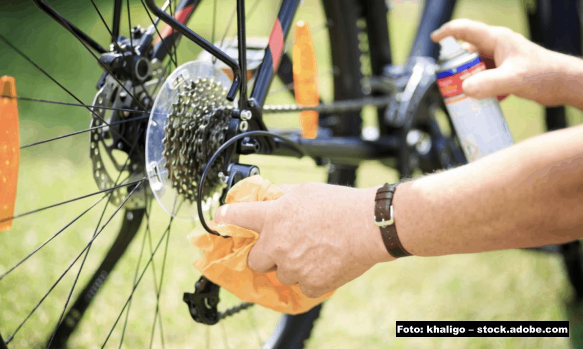 Proč je nutné čistit řetěz jízdního kola