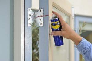 Tip pro domácnost – vrzající dveře