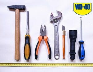 Tipy pro domácnost: 10 nástrojů pro každou domácnost