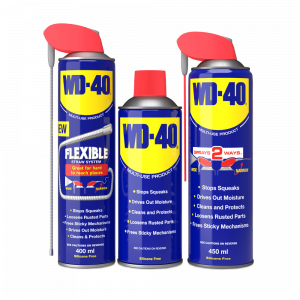WD-40 MULTI USE PRODUCT RANGE