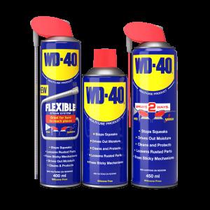 WD-40 MULTI USE PRODUCT RANGE