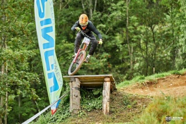 Jakub Šiller - Ofbike scott team